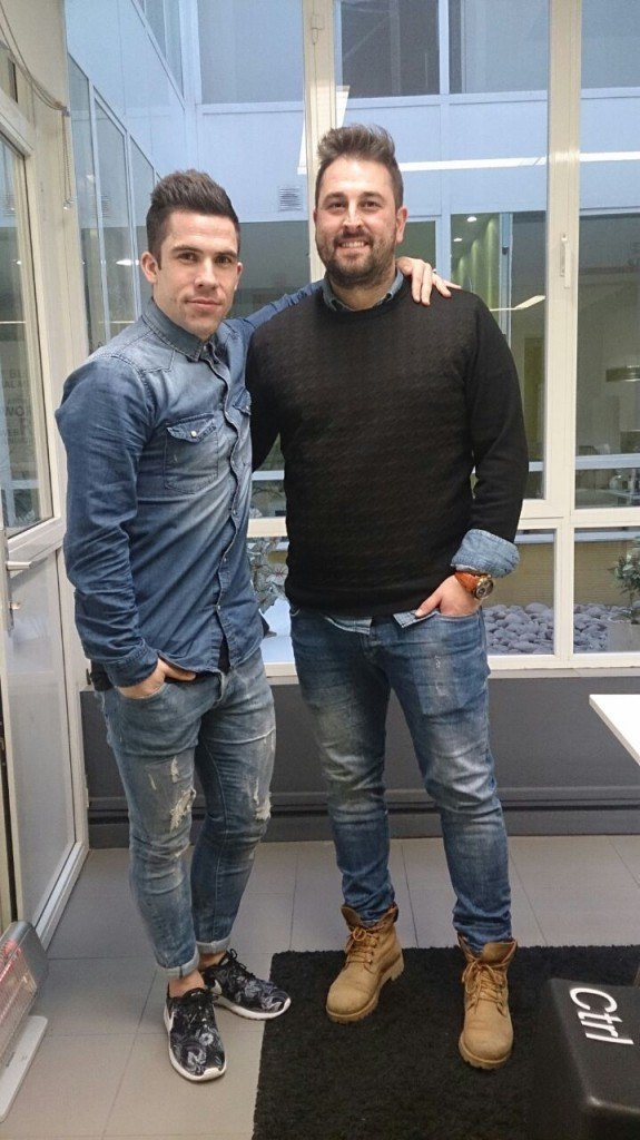 Johnny Ondina y Rodrigo
